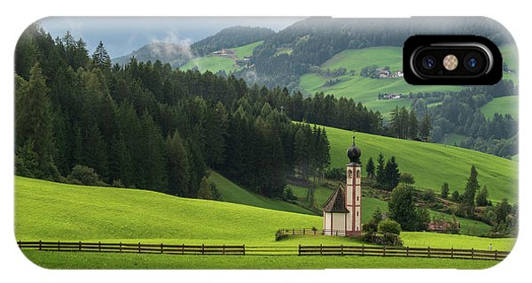 St Johann From The East IPhone Case