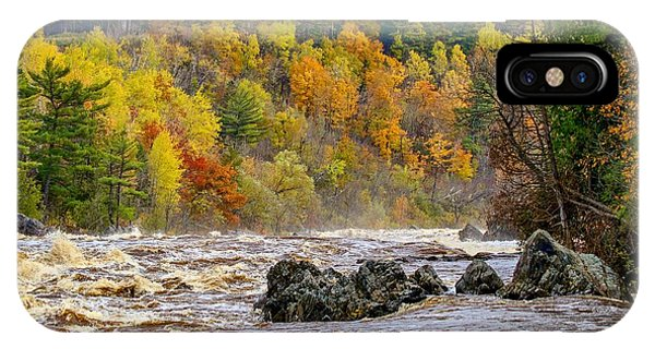 St. Louis River At Jay Cooke IPhone Case