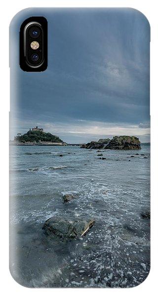 St Michael's Mount - Marazion - Cornwall IPhone Case