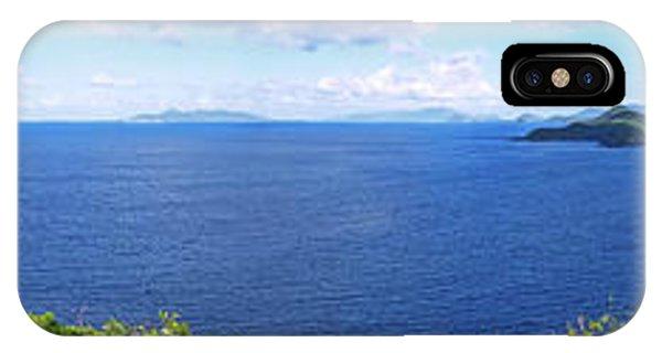 St. Thomas Northside Ocean View IPhone Case