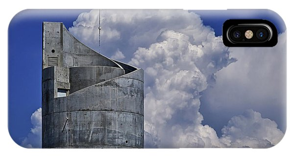 IPhone Case featuring the photograph Stacked by Skip Hunt