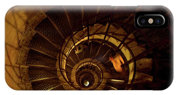 IPhone Case featuring the photograph Stairs by Edward Lee