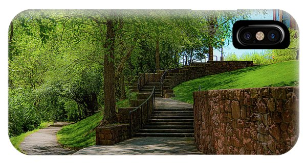 Stairway To Carlyle IPhone Case