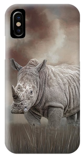 Stand Your Ground  IPhone Case