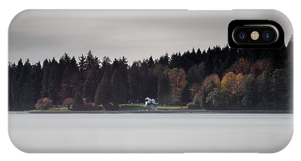Stanley Park Vancouver IPhone Case