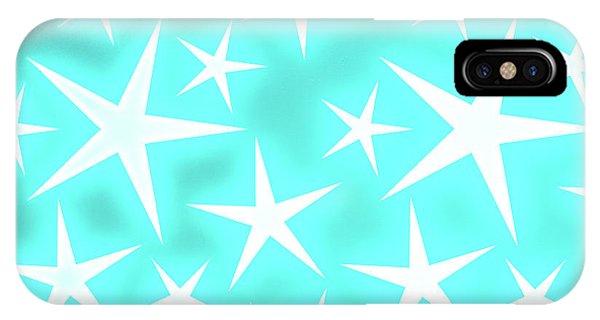 Star Burst 1 IPhone Case
