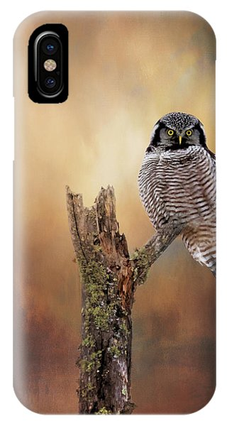 Stare Into My Eyes IPhone Case