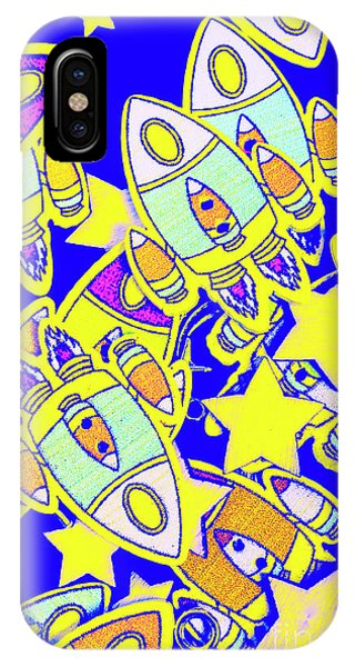 Astronomy iPhone Case - Stars And Spacecraft by Jorgo Photography - Wall Art Gallery