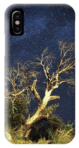 Stars Light Up Arizona Sky IPhone Case