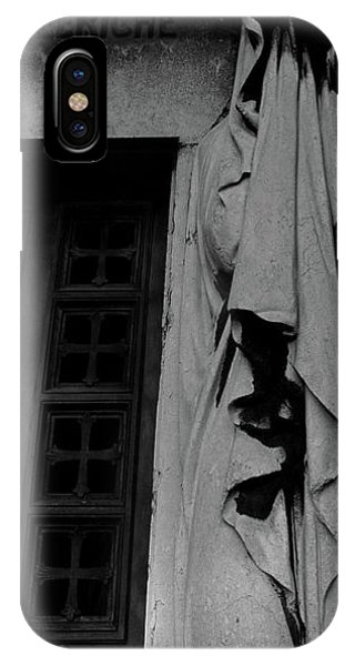 Statue, Pass By IPhone Case