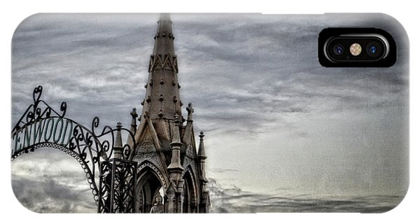 Steeple And Steel IPhone Case