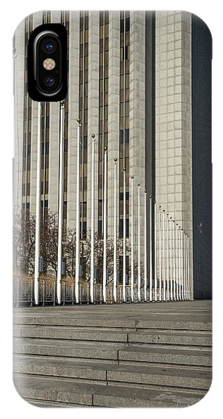 Steps And Poles IPhone Case
