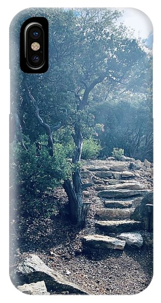 Steps To Enlightenment  IPhone Case