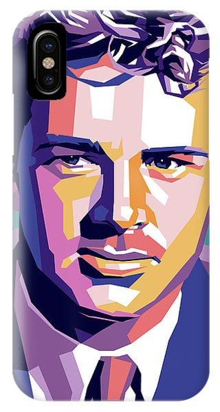 Sterling Hayden IPhone Case