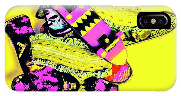 Object iPhone Case - Still Life Street Skate by Jorgo Photography - Wall Art Gallery