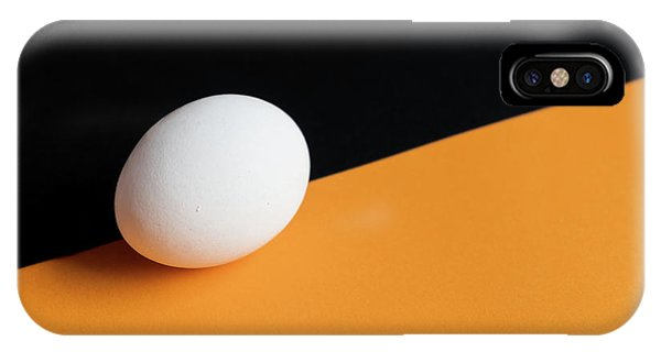 Still Life With Egg IPhone Case