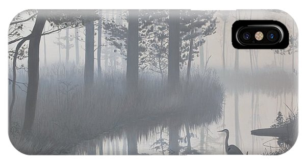 Still Waters IPhone Case