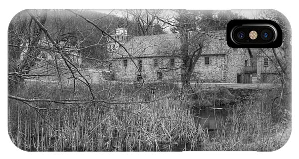Stone And Reeds - Waterloo Village IPhone Case
