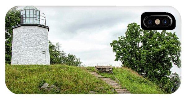 Stony Point Lighthouse IPhone Case