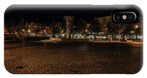 stora torget Enkoeping #i0 IPhone Case