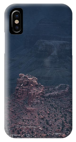 Storm Has Arrived, Grand Canyon IPhone Case