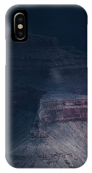 Storm In The Grand Canyon IPhone Case