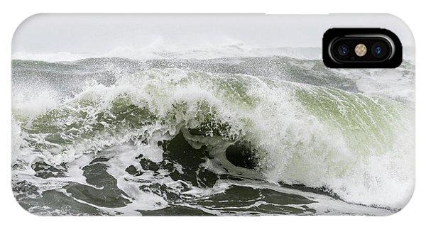Storm Surf Spray IPhone Case