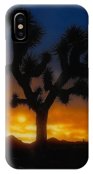Stormy Sunrise IPhone Case