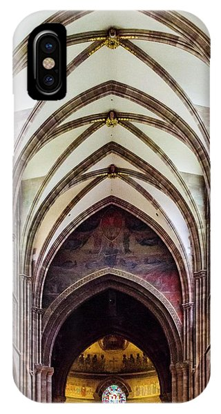 Strasbourg Cathedral - 2 IPhone Case