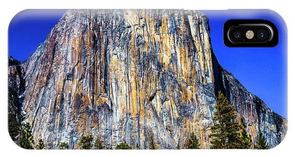 Treeline iPhone Case - Striking El Capitan by Garry Gay