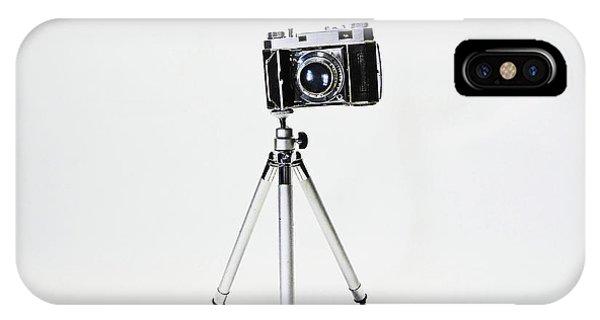 Studio. Kodak Retina 2. IPhone Case