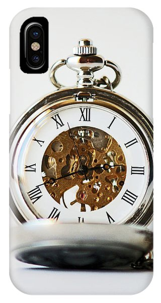 Studio. Pocketwatch. IPhone Case