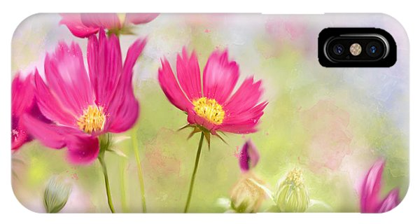 Summer Blossom IPhone Case