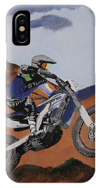 Summer Ride 2 IPhone Case