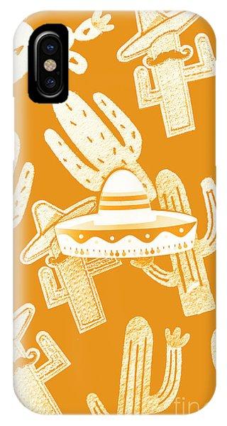 Cacti iPhone Case - Summerbrero by Jorgo Photography - Wall Art Gallery