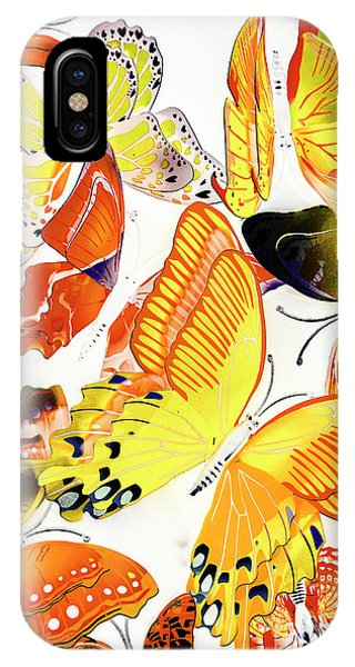 Moth iPhone Case - Summers Design by Jorgo Photography - Wall Art Gallery
