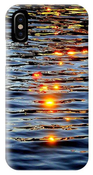 Sun Drops IPhone Case