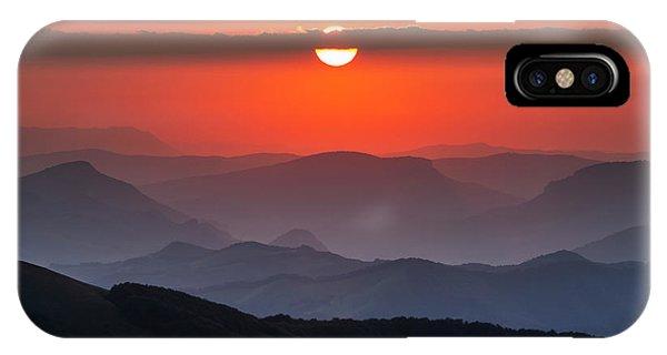 Sun Eye IPhone Case
