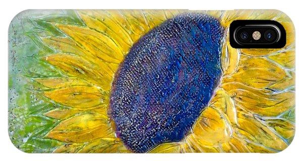 Sunflower Praises IPhone Case