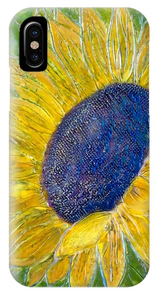 Sunflower Praises IPhone Case