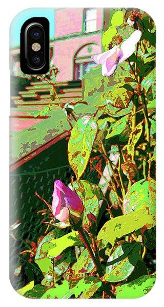 IPhone Case featuring the digital art Sunny Like Florida by Joy McKenzie - Abbie Shores