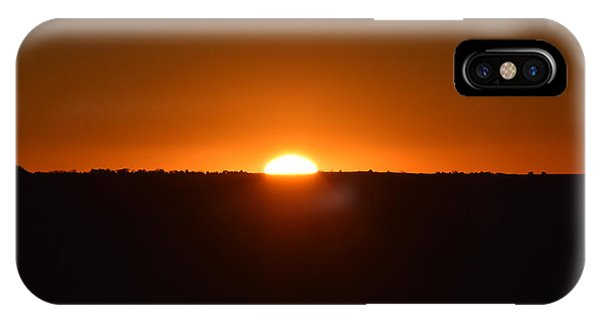 IPhone Case featuring the photograph Sunrise by Margarethe Binkley