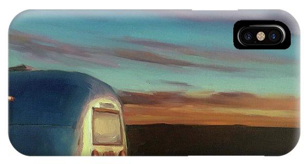 Sunrise Near Amarillo IPhone Case