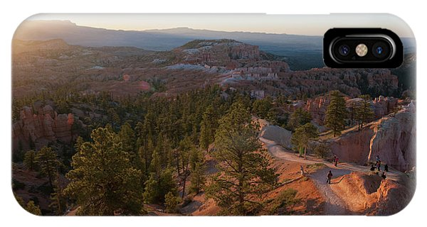 Sunrise Over Bryce Canyon IPhone Case