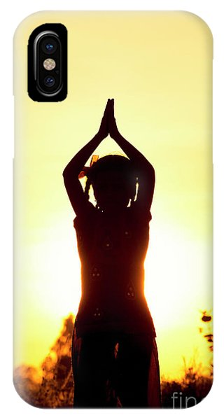 IPhone Case featuring the photograph Sunrise Prayers by Tim Gainey