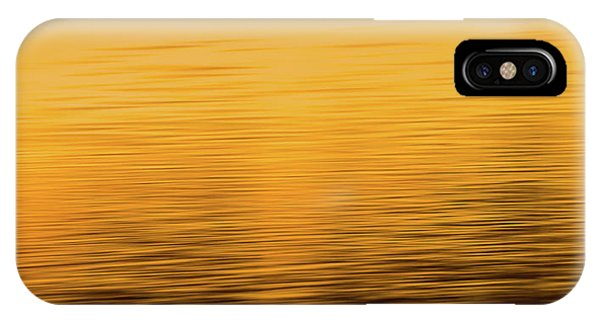 IPhone Case featuring the photograph Sunrise Reflections Abstract by Dan Sproul