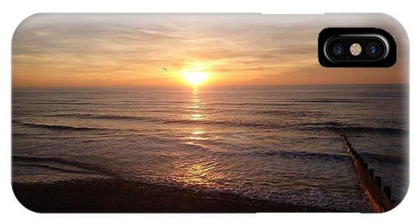 Sunset Blackpool IPhone Case