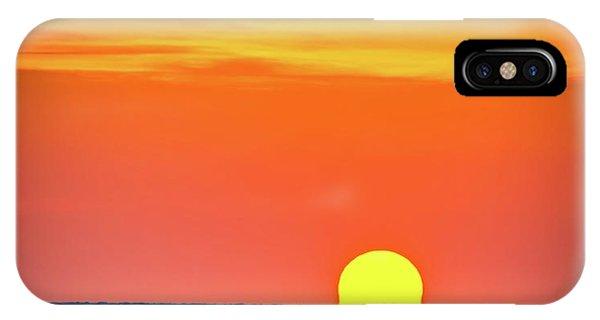Sunset Captiva  IPhone Case