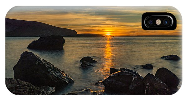 Sunset In Balandra IPhone Case