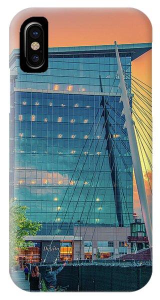 Sunset On Davita IPhone Case